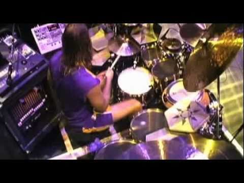 Danny Carey (TOOL) - Schism (drumcam) Live Video