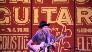 'South City Midnight Lady' Performed by Pat Simmons of The Doobie Brothers  •  NAMM 2013