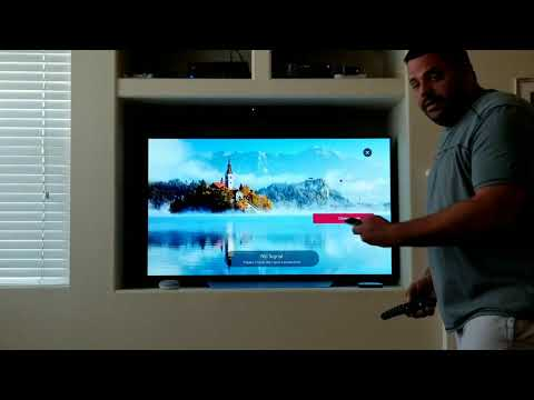No Signal Message displaying on TV — LG - Ask the Community