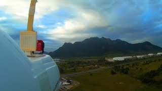 Ranger 1600 FPV - Full Maiden Flight (HD + DVR)