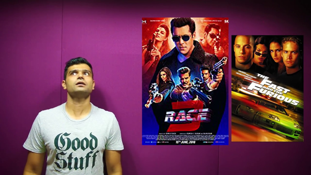 Chai pee lo friends Race 3 Movie review dekh lo