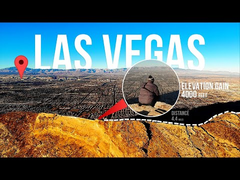 The Best Hike In Las Vegas You Never Knew About!