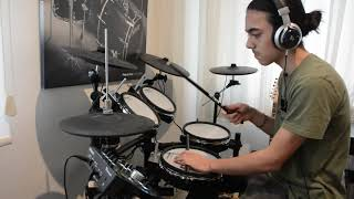 Metallica - Nothing Else Matters - Drum Cover by ALP BAGCI