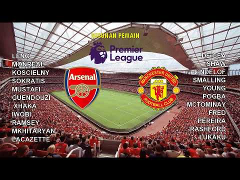 VIDEO - Link Live Streaming Arsenal Vs Manchester United, Liga Inggris Pekan Ini