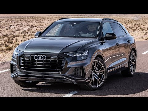 The 2019 AUDI Q8 - A FANTASTIC MACHINE!! It WILL take over the SUV market. IN THE DETAIL