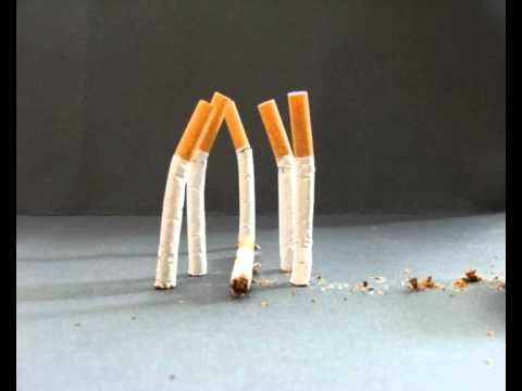 Egy évvel azután leszokott a dohányzásról