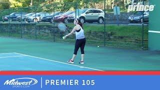 Ρακέτα τέννις Prince Textreme Premier 105 video