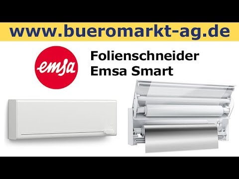 Emsa Smart Folienschneider Folienspender