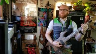 Dissection Heavens Damnation Guitar Cover