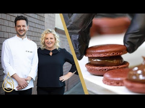 Making 7000 Macarons A Day With Tim Clark | Exclusive Interview