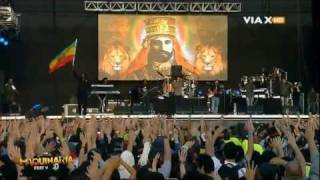 Damian Marley - There For You - Maquinaria Festival Chile 2011