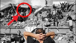 17 Ağustos Depreminde İnanılmaz Kurtuluşun O Anı