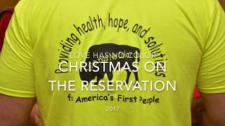 Christmas on the Reservation: Fast Facts