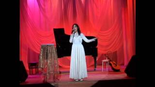 Концерт Юлии Берёзовой в Краснотурьинске.(3.02.2013)