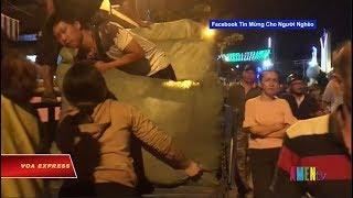 Truyền hình VOA 16/1/19: Chính quyền lý giải thời điểm cưỡng chế vườn rau Lộc Hưng