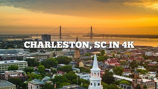 Mavic pro 2 in Charleston, SC in 4k