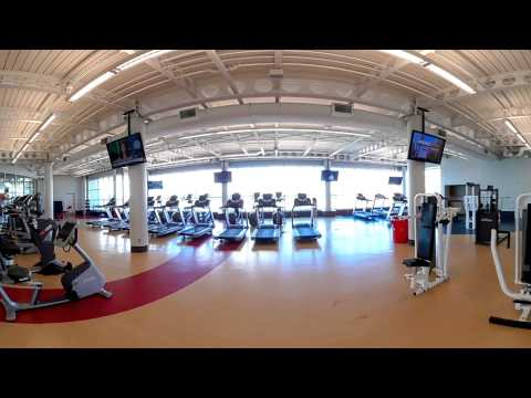 Fitness Center Upper