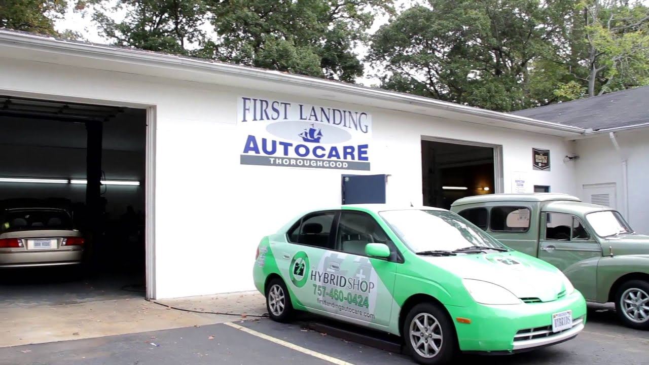 First Landing Auto Care in Virginia Beach