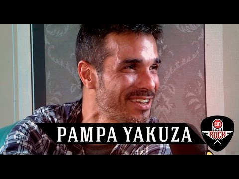 Pampa Yakuza video Entrevista CM - Agosto 2016
