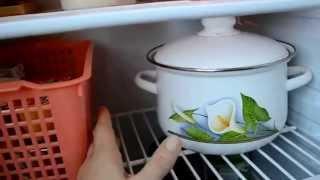 Flylady/ План четверга, порядок в холодильнике+меню на неделю