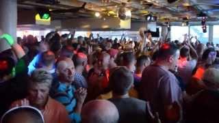 Provincetown...Tea Dance @ Boatslip Resort...Last Dance by Donna Summer.