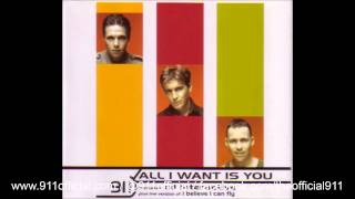 911 - All I Want Is You - 02/03: All I Want Is You (Peppermint Edit) [Audio] (1998)