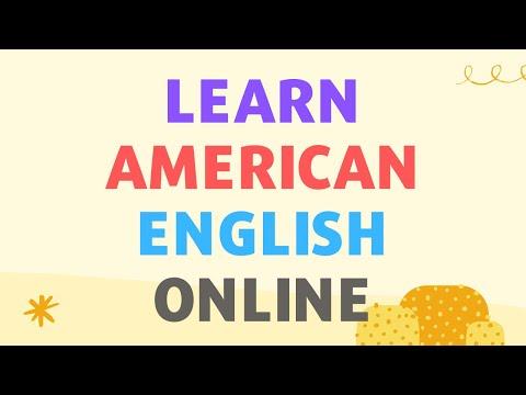Learn American English Online ★ Improve Speaking Skills English Advanced ★ Self Study English ✔
