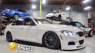 RUINED A BMW 340i...