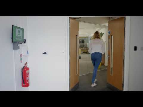 Germgard. The Smart Sanitising System to keep your building germ-free