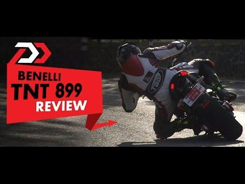 DSK Benelli TNT 899 Review l PowerDrift