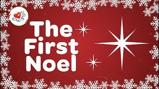 The First Noel with Lyrics 2018 ⭐️ Christmas Songs and Carols