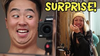 Surprising our Best Friends in Hawaii *ENGAGED*