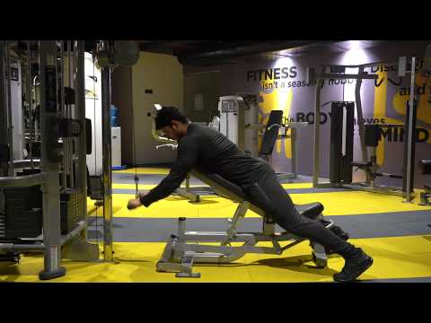 Cable Pushdown (with back support)