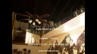 Video del alojamiento La Chatarré