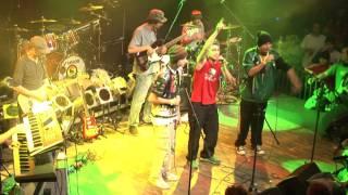 "Video RIDDIMSHOT feat.: Afarastafa, BK & Joe D ""Mary Jane"" Real Beat I"
