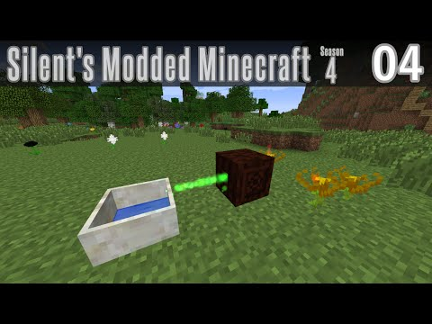 Silent's Modded Minecraft - S4E04 - Ring of Magnetization