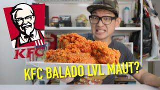 KFC Balado Lvl Maut? (Versi Tanboy Kun)   Experiment 6