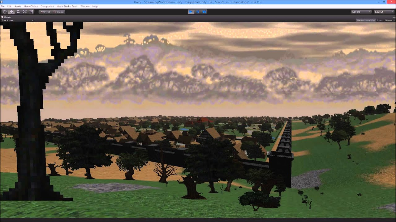 Aussie-Made Tools Let You Play Daggerfall In Your Browser (Or Modify It With A Modern Engine)