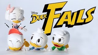 DuckFAILS! Part 1 | DuckTales | Disney Channel