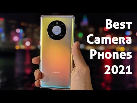 Best Camera Phones for 2021