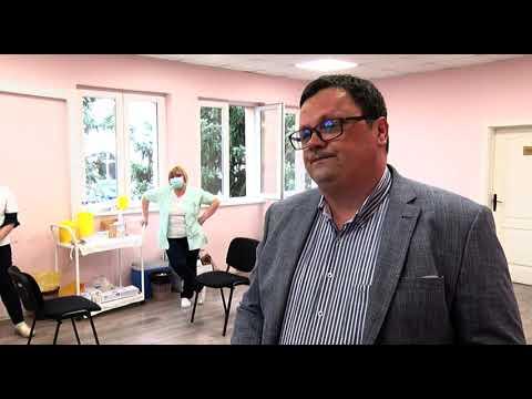 Mobilni Tim za Vakcinaciju u Ugrinovcima
