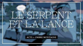 Le Serpent et la lance T1 - Présentation de la BD par l\'auteur - Interview - SERPENT ET LA LANCE (LE)