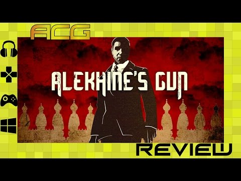 """Alekhine's Gun Review """"Buy, Wait for Sale, Rent, Never Touch?"""" - YouTube video thumbnail"""