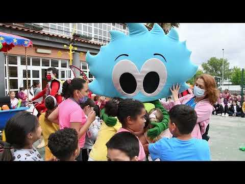 Dia Mundial da Criança celebrado nas Escolas de Carnide - Ep.550