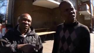 South Africa: SHOCKING! Violent Criminal Interview - Law and Disorder In Johannesburg - BBC