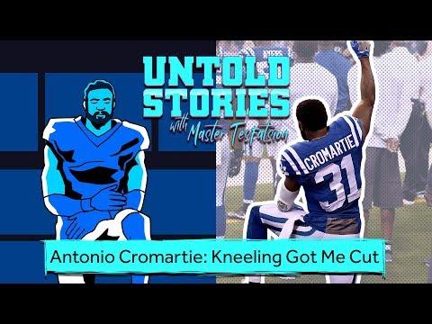 Antonio Cromartie: Kneeling Got Me Cut, Ended My NFL Career   Untold Stories