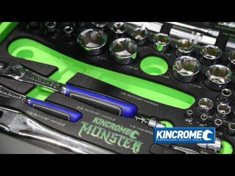 'MONSTER' KINCROME CONTOUR® 60 Tool Workshop