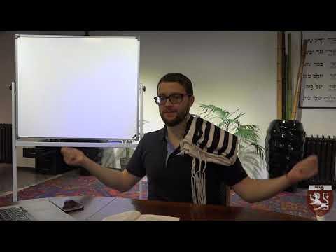 """""""Молитва бедного"""" урок 9 - подготовка сосуда (часть 3) цицит и талит"""