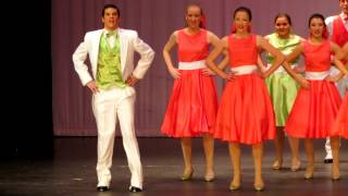 GLHS White Christmas - Happy Holidays/Let Yourself Go