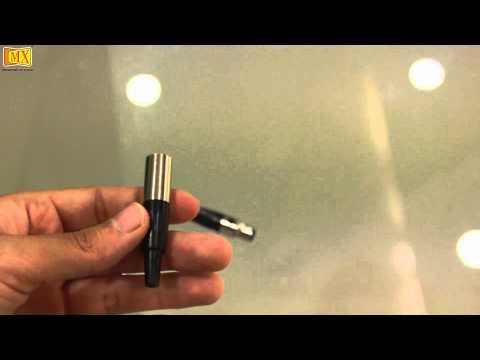 How to DIY Mini XLR 3 Pin  4 Pin & 5 Pin Connectors